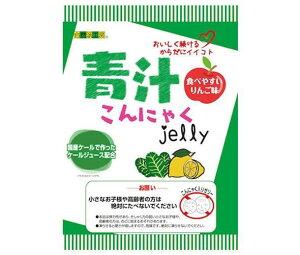 送料無料 富士正食品 青汁 こんにゃくゼリー 22g×10個×20袋入 ※北海道・沖縄は配送不可。