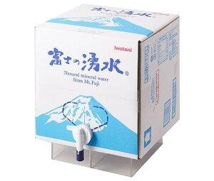 送料無料 岩谷産業 富士の湧水 常温 常備水 Jパック 11L×1箱入 ※北海道・沖縄は配送不可。