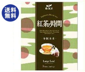 送料無料 【2ケースセット】UCC 霧の紅茶 紅茶の時間 ラージリーフティーバッグ 静岡 3g×5P×12箱入×(2ケース) ※北海道・沖縄は配送不可。