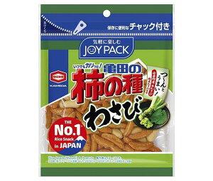 送料無料 亀田製菓 亀田の柿の種 わさび 79g×20袋入 ※北海道・沖縄は配送不可。