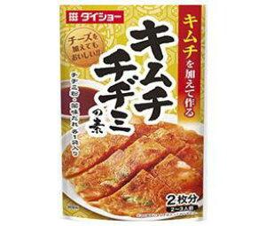 送料無料 ダイショー キムチチヂミの素 140g×40(10×4)袋入 ※北海道・沖縄は配送不可。