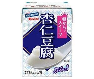 送料無料 はごろもフーズ 朝からスイーツ 杏仁豆腐 190g×24個入 ※北海道・沖縄は配送不可。