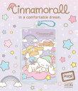 シナモロール「おやすみ」ピーカ+クリアパスケース
