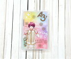 A3!ピーカ+ICカードホルダー春組(レイヤードカード6枚付き)
