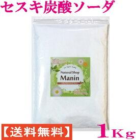セスキ炭酸ソーダ 1Kg 送料無料 アルカリウォッシュ アルカリ洗浄剤