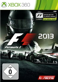 F1 2013 - Xbox360 [video game]