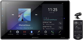 【在庫あり 即日発送 注文13時まで 定休日除く】パイオニア カーオーディオ カロッツェリア DMH-SF700 9型 フローティング Amazon Alexa搭載 AppleCarPlay AndroidAuto™対応 1DIN Bluetooth/USB