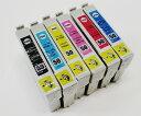 エプソンプリンター用 IC6CL50 互換インク ICY50 インクエプソン ep−802a インク エプソン インクPMA820 ホビナビ エ…
