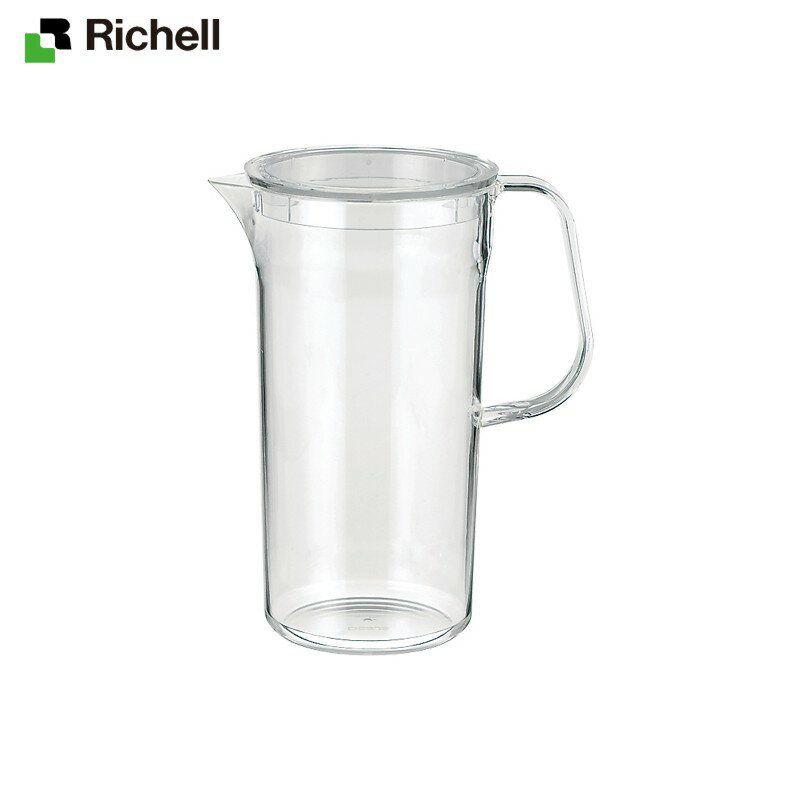 【直送品のため・代金引換・後払い不可】リッチェル/Richell gaio Pitcher 1.7 (N) (ガイオ ピッチャー1.7 ナチュラル)