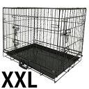 ペットケージ GY07-XXL ■送料無料■[ペットゲージ ペット用ケージ ペットハウス 折りたたみ式 大型犬 中型犬 ドッグ…