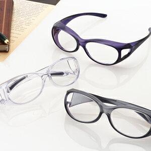 メガネ型ルーペ 【送料無料】【オーバーグラス拡大鏡 S】 めがね型拡大鏡 1.5倍 1.75倍 2倍 両手が使えるルーペ 両目用ルーペ 眼鏡型ルーペ 男女兼用