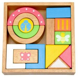 赤ちゃん用おもちゃ/積み木【Edute エデュテ LABYシリーズ SOUNDブロックス LA-002】