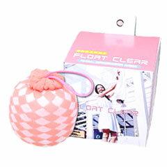 フロートクリアー ≪洗濯用≫ 洗濯機に入れるだけの汚れ吸着ボール!