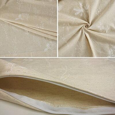 オーダーメイドクッションカバー和風デザインジャガードクッションカバー3柄11色45cmx45cm【クッションカバー】curtain