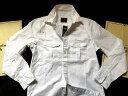 ◆【期間限定値下げ中】【送料無料】【新品】アバクロ【Mensメンズ】ツーポケットシャツ(長袖)/White【Two Pocket S…