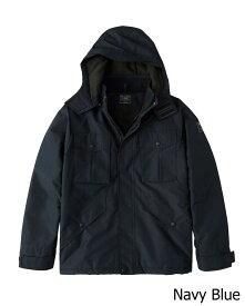 Abercrombie&Fitch (アバクロンビー&フィッチ) ミッドウェイト テクニカルジャケット(長袖)(Midweight Technical Jacket) メンズ (Navy Blue) 新品