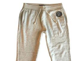 Abercrombie&Fitch (アバクロンビー&フィッチ) アクティブパンツ (スエットパンツ) (Classic Logo Sweatpants) メンズ (Oatmeal) 新品