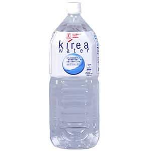 五洲薬品 特定保健用食品 キレアウォーター 2,000ml×6本 407744