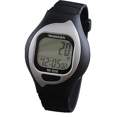 山佐時計計器(YAMASA) NEWとけい万歩<ブラック> TM-350 553515