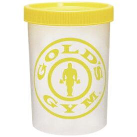 GOLD'S GYM(ゴールドジム) プロテインシェーカー 400ml 821911