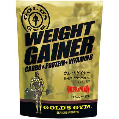 GOLD'S GYM(ゴールドジム) ウエイトゲイナー 1kg 830012