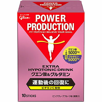 江崎グリコ(glico) クエン酸&グルタミン 708365