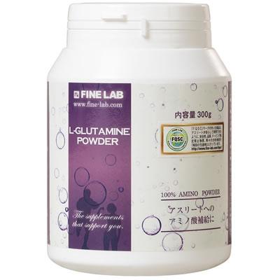 FINE LAB(ファイン・ラボ) L-グルタミン 300g 0146