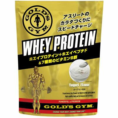 GOLD'S GYM(ゴールドジム) ホエイプロテイン 720g <ヨーグルト風味> 830258