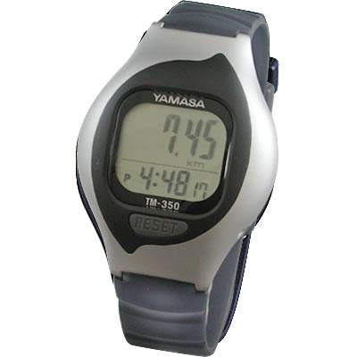 山佐時計計器(YAMASA) NEWとけい万歩<シルバー> TM-350 553522