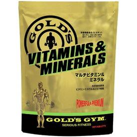 GOLD'S GYM(ゴールドジム) マルチビタミン&ミネラル 90粒 822345