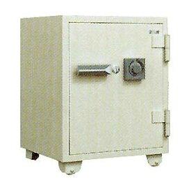 ITOKI(イトーキ) ニューゴールドセーフハイガード2 耐火金庫 100万変換ダイヤル GEH-6108F-WE