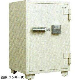 ITOKI(イトーキ) ニューゴールドセーフハイガード2 耐火金庫 100万変換ダイヤル GEH-6110F-WE