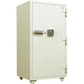 ITOKI(イトーキ) ニューゴールドセーフハイガード2 耐火金庫 100万変換ダイヤル GEH-7515F-WE