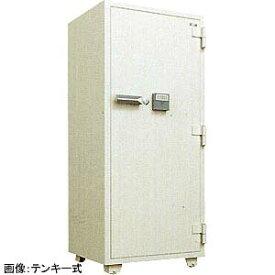ITOKI(イトーキ) ニューゴールドセーフハイガード2 耐火金庫 100万変換ダイヤル GEH-7518F-WE