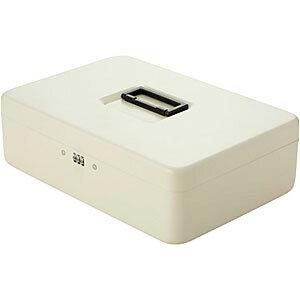 Asmix(アスミックス) 安心保管ボックス(スチール製)A4 SB200 313278
