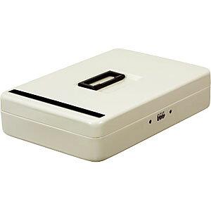 Asmix(アスミックス) 安心保管ボックス(スチール製)A4 スロットインタイプ SB300 313346