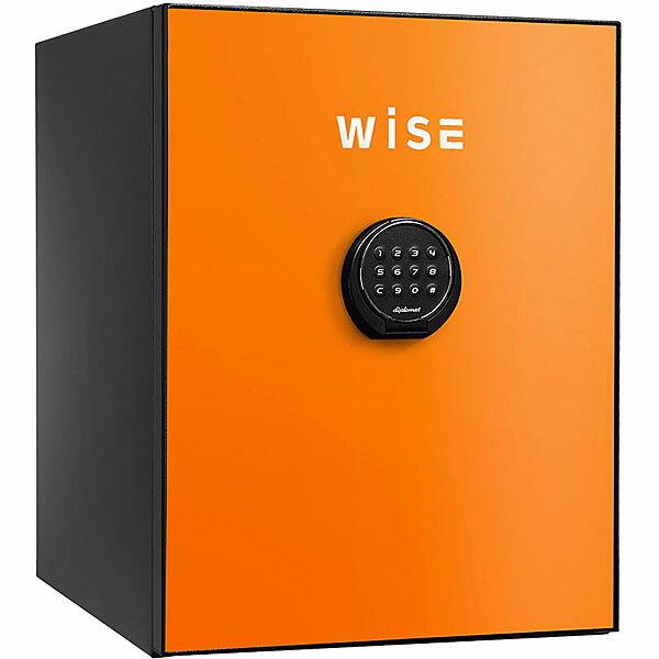 【据付設置費無料】diplomat(ディプロマット)wise耐火金庫<テンキー>(オレンジ) WS500ALO 8809366198510