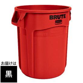 ラバーメイド Vented BRUTE 丸型コンテナ 76L 黒 1779734 0086876209020