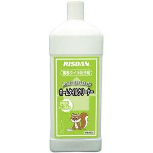 リスダンケミカル ホームタイルクリーナー 陶器・タイル用強力洗剤・酸性 1リットル 000757