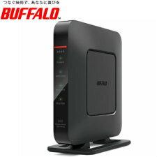 【送料無料】バッファロー 無線LAN親機 11n/g/b 300Mbps エアステーション QRsetup ハイパワー Giga Dr.Wi-Fi対応 WSR-300HP