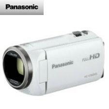 【送料無料】パナソニック デジタルハイビジョンビデオカメラ (ホワイト) HC-V360MS-W