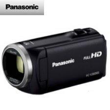 【送料無料】パナソニック デジタルハイビジョンビデオカメラ (ブラック) HC-V360MS-K