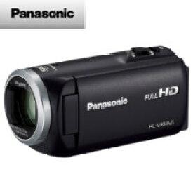 【送料無料】パナソニック デジタルハイビジョンビデオカメラ (ブラック)HC-V480MS-K