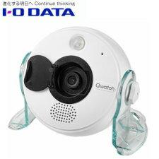【送料無料】アイ・オー・データ機器 高画質 無線LAN対応ネットワークカメラ「Qwatch(クウォッチ)」 TS-WRLP