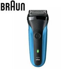 【送料無料】ブラウン シェーバー シリーズ3 防水 お風呂剃り対応 3枚刃 310S