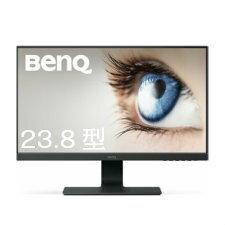 (単品限定購入商品)【送料無料】ベンキュー フリッカーフリー ブルーライト軽減 23.8型 1920x1080(FHD) スリムベゼル液晶ディスプレイ EW2445ZH