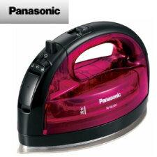 【送料無料】パナソニック コードレススチームアイロン (ピンク)NI-WL404-P