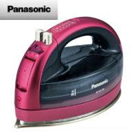 【送料無料】パナソニックコードレススチームアイロン(ピンク)NI-WL704-P