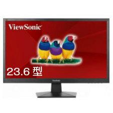 (単品限定購入商品)【送料無料】ビューソニックジャパン 23.6型ワイドモニター FullHD TNパネル VA2407H-7