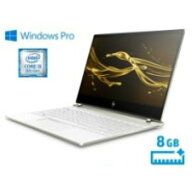 (単品限定購入商品)【送料無料】HPSpectre13-af018TU(Corei5-8250U/メモリ8GB/SSD256GB/Win10Pro)2YB36PA-AAAA